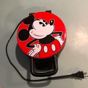 Other - Disney Mickey Mouse waffle iron